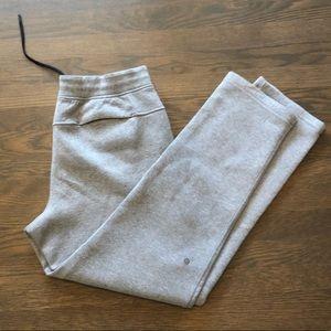 LULULEMON Mens gray sweatpants size Large! EUC!